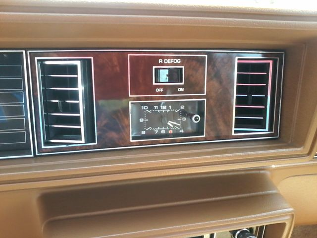 1979 Oldsmobile Cutlass  W-30 Hurst Performance Package San Antonio, Texas 18