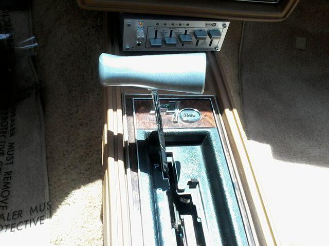 1979 Oldsmobile Cutlass  W-30 Hurst Performance Package San Antonio, Texas 20