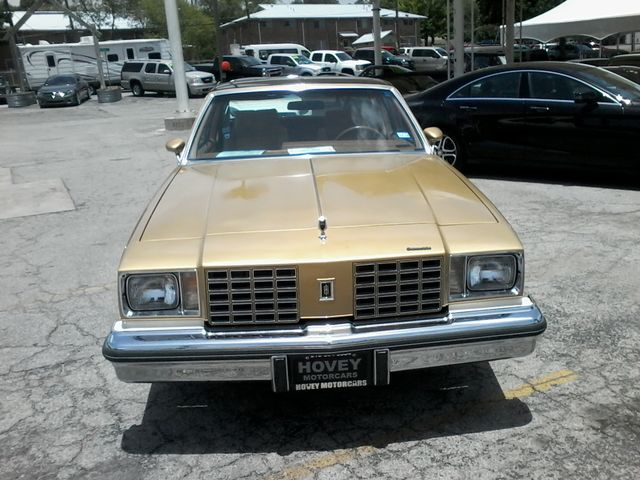 1979 Oldsmobile Cutlass  W-30 Hurst Performance Package San Antonio, Texas 2