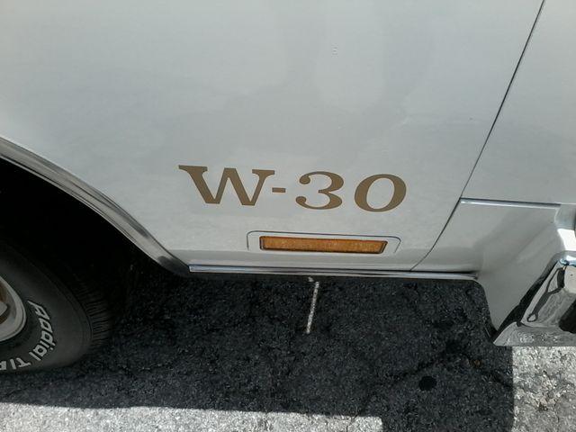 1979 Oldsmobile Cutlass  W-30 Hurst Performance Package San Antonio, Texas 8