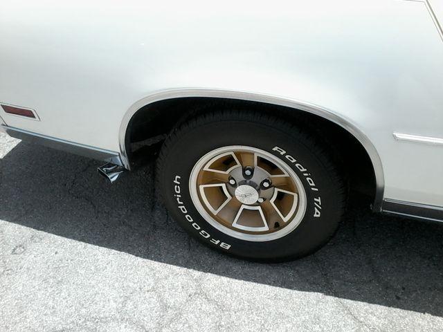 1979 Oldsmobile Cutlass  W-30 Hurst Performance Package San Antonio, Texas 23