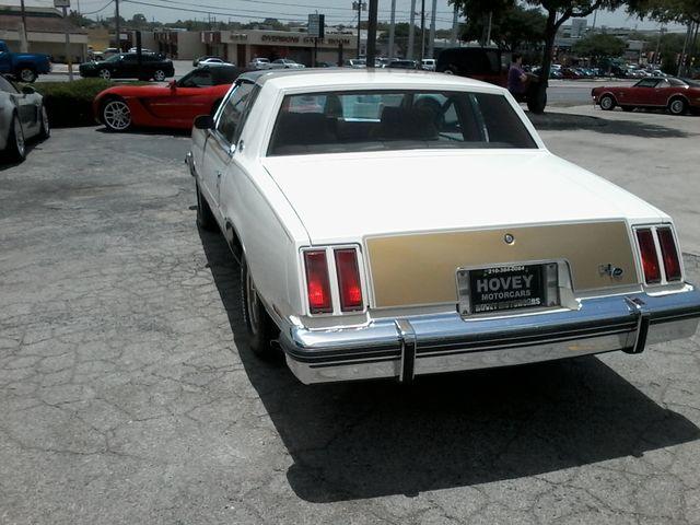 1979 Oldsmobile Cutlass  W-30 Hurst Performance Package San Antonio, Texas 5