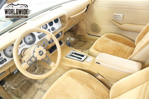 1979 Pontiac FIREBIRD  TRANS AM RESTOMOD LS CONVERSION COIL AC DISC   Denver, CO   Worldwide Vintage Autos in Denver, CO