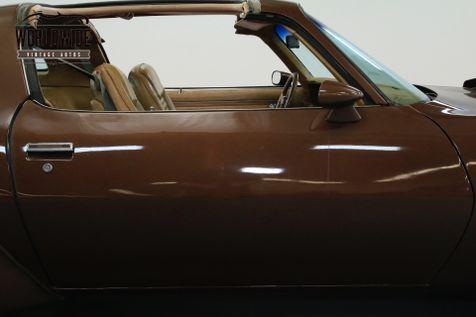 1979 Pontiac TRANS AM RESTORED! WS6 400 V8 - 4 SPEED! RARE! | Denver, CO | Worldwide Vintage Autos in Denver, CO