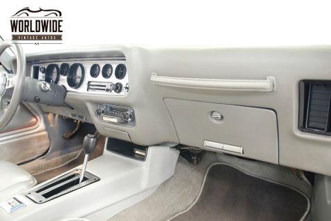 1979 Pontiac TRANS AM  LIMITED EDITION 10TH ANNIVERSARY TRANS AM | Denver, CO | Worldwide Vintage Autos in Denver, CO