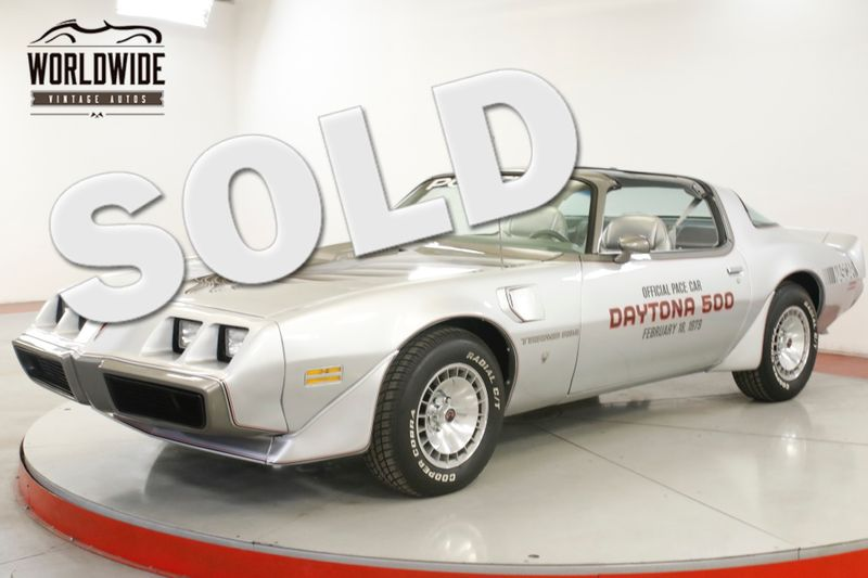 1979 Pontiac TRANS AM  LIMITED EDITION 10TH ANNIVERSARY TRANS AM | Denver, CO | Worldwide Vintage Autos