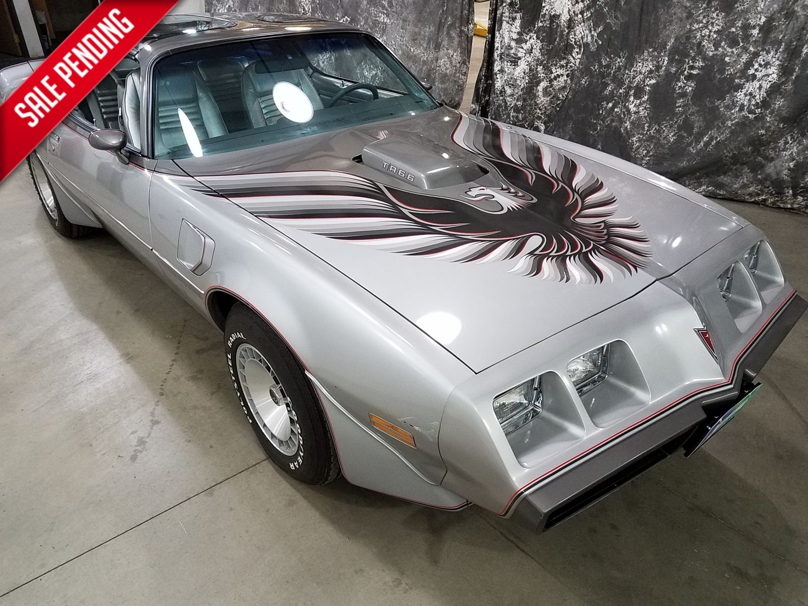 1979 Pontiac Trans Am Ws6 10th Anv City Nd Autorama Auto Sales Build Sheet In Dickinson