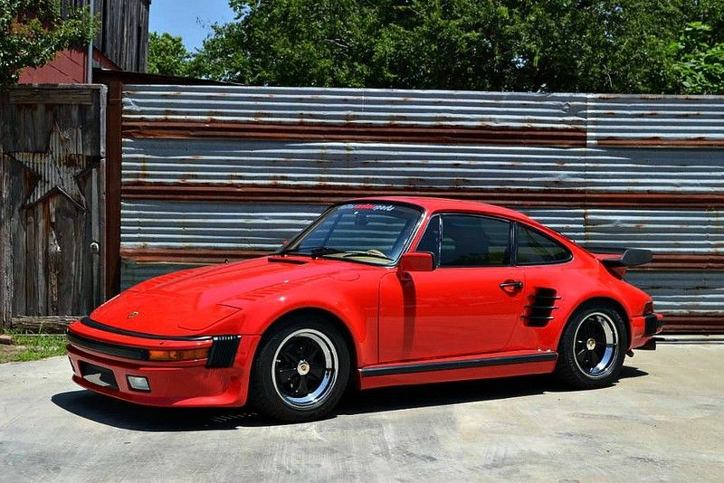 1979 Porsche 930 Turbo Slantnose  city TX  Dallas Motorsports  in Wylie, TX