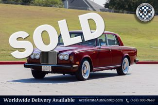 1979 Rolls Royce Silver Shadow II RECENT MAJOR SERVICE - VERY NICE! in Rowlett