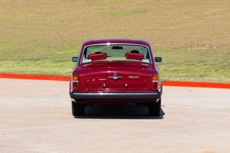 1979 Rolls Royce Silver Shadow II RECENT MAJOR SERVICE - VERY NICE! in Rowlett, Texas