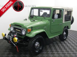 1979 Toyota FJ40 FRAME OFF RESTO. FACTORY SOFT TOP in Statesville, NC 28677