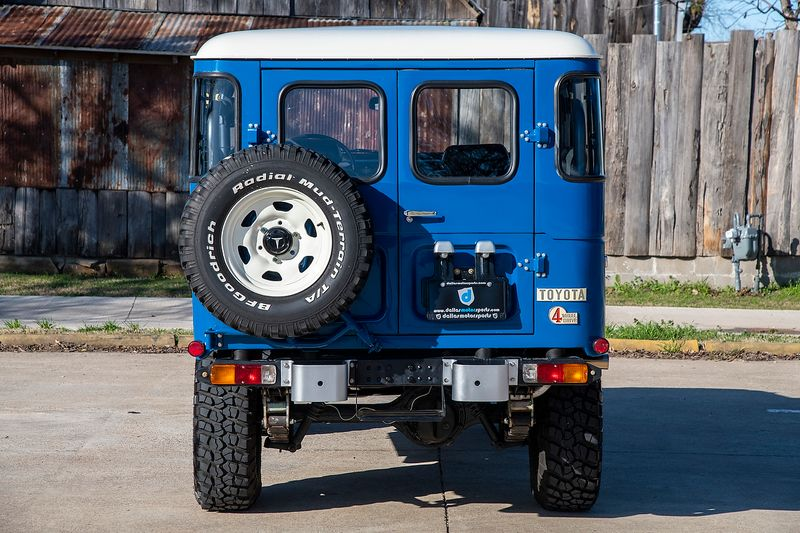 1979 Toyota FJ40 LAND CRUISER  city TX  Dallas Motorsports  in Wylie, TX