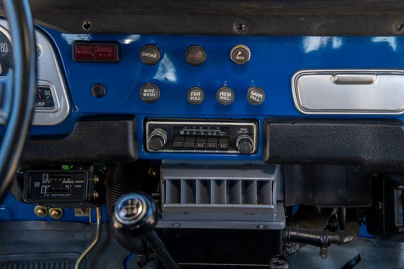 1979 Toyota FJ40 LAND CRUISER  city TX  Dallas Motorsports  in Wylie, TX