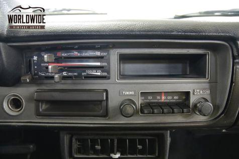 1979 Toyota HILUX SR5 CA TRUCK 4x4 20R LOW MILES BABIED   Denver, CO   Worldwide Vintage Autos in Denver, CO