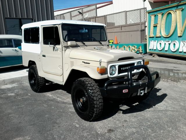 1979 Toyota Land Cruiser  FJ43 Long not FJ40 Boerne, Texas 1