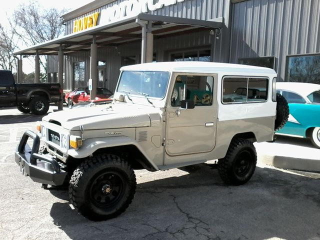 1979 Toyota Land Cruiser  FJ43 Long not FJ40 Boerne, Texas 3