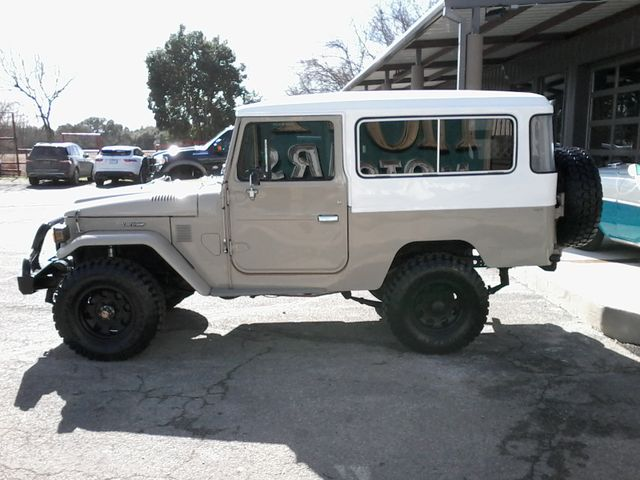1979 Toyota Land Cruiser  FJ43 Long not FJ40 Boerne, Texas 4