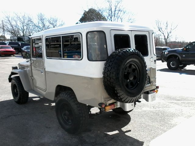 1979 Toyota Land Cruiser  FJ43 Long not FJ40 Boerne, Texas 5