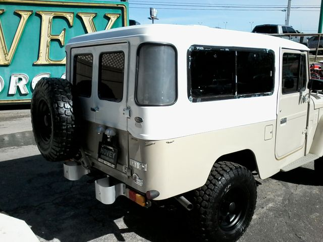 1979 Toyota Land Cruiser  FJ43 Long not FJ40 Boerne, Texas 7