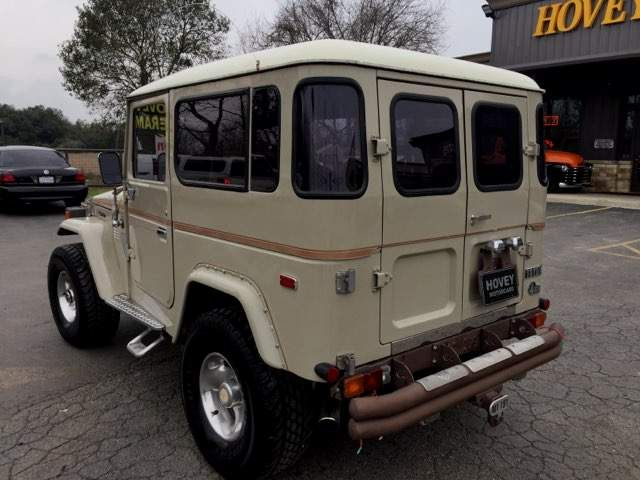 1979 Toyota Land Cruiser 4X4 in Boerne, Texas 78006