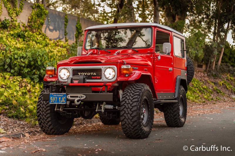 1979 Toyota Land Cruiser BJ40 | Concord, CA | Carbuffs in Concord, CA
