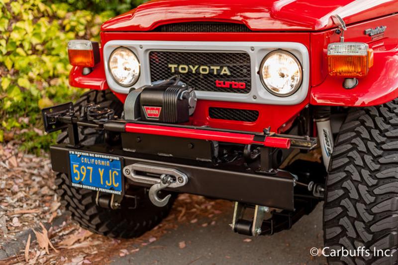 1979 Toyota Land Cruiser BJ40   Concord, CA   Carbuffs in Concord, CA