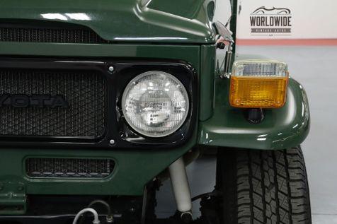 1979 Toyota LAND CRUISER FJ40 FRAME OFF RESTORATION 350V8 5-SPEED  | Denver, CO | Worldwide Vintage Autos in Denver, CO