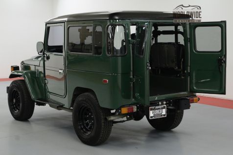 1979 Toyota LAND CRUISER FJ40 FRAME OFF RESTORATION 350V8 5-SPEED  | Denver, CO | Worldwide Vintage Autos in Denver, CO