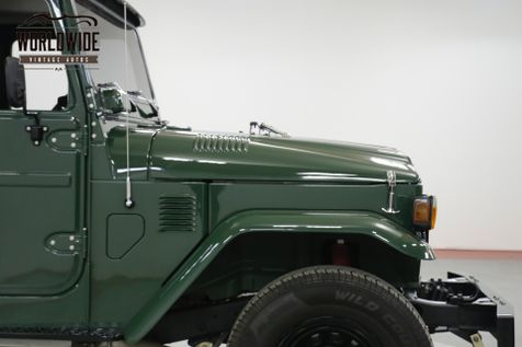 1979 Toyota LAND CRUISER FJ40 V8 350 5 SPEED  | Denver, CO | Worldwide Vintage Autos in Denver, CO