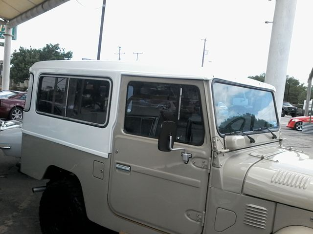 1979 Toyota Land Cruiser  FJ43 Long not FJ40 San Antonio, Texas 5