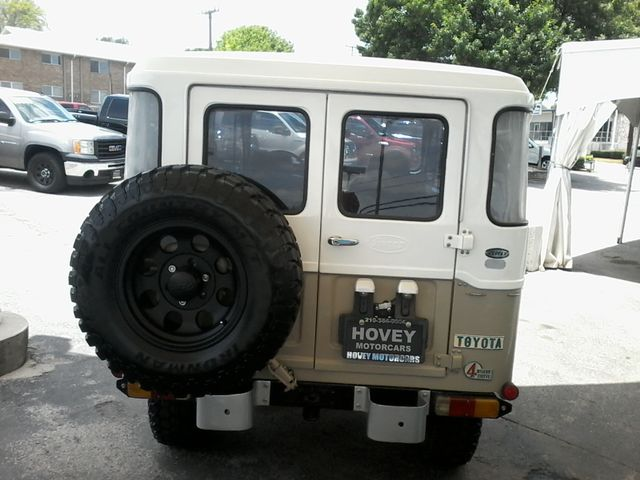 1979 Toyota Land Cruiser  FJ43 Long not FJ40 San Antonio, Texas 4
