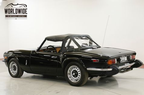 1979 Triumph SPITFIRE NEW TOP NEW BRAKES CONVERTIBLE | Denver, CO | Worldwide Vintage Autos in Denver, CO