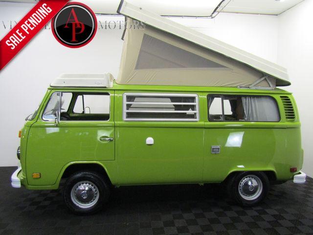 1979 Volkswagen BAY WINDOW BUS RESTORED WESTFALIA