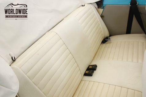 1979 Volkswagen BEETLE SUPER BEETLE BUG CONVERTIBLE 2 OWNER CA CAR  | Denver, CO | Worldwide Vintage Autos in Denver, CO