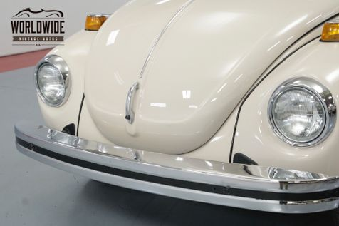 1976 Volkswagen BEETLE CONVERTIBLE PRISTINE! | Denver, CO | Worldwide Vintage Autos in Denver, CO