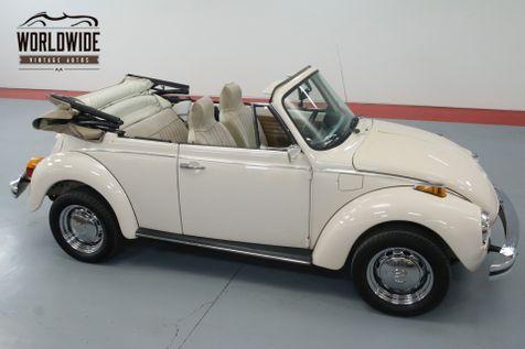 1976 Volkswagen BEETLE CONVERTIBLEPRISTINE! | Denver, CO | Worldwide Vintage Autos in Denver, CO