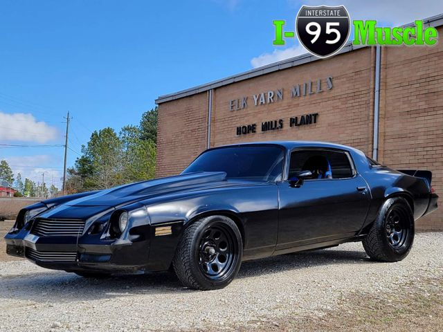 1980 Chevrolet Camaro LS Swap in Hope Mills, NC 28348