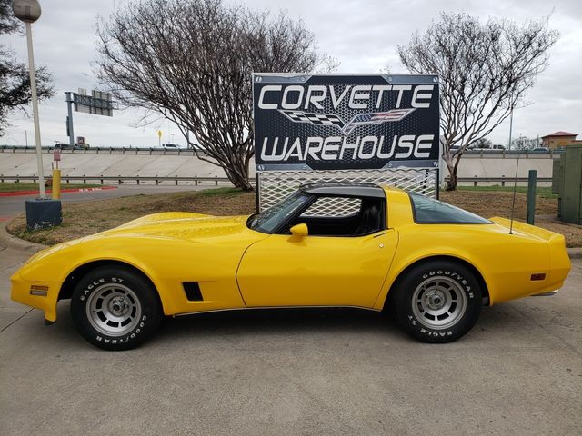 1980 Chevrolet Corvette Coupe Automatic, Glass Tops, Alloy Wheels 87k in Dallas, Texas 75220