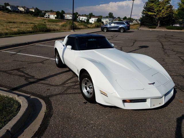 1980 Chevrolet Corvette in Mustang OK, 73064