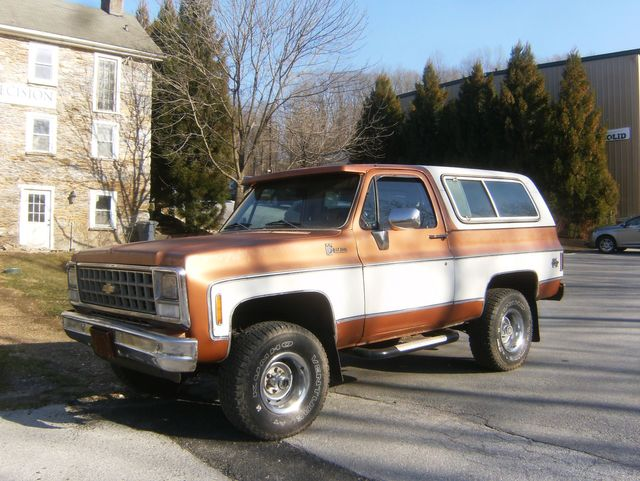1980 Chevrolet K5 Blazer Silverado in West Chester, PA 19382