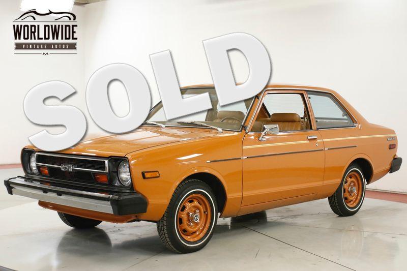1980 Datsun 210 TIME CAPSULE. 46K ORIG MI. COLLECTOR GRADE | Denver, CO | Worldwide Vintage Autos
