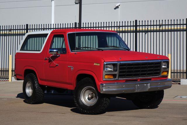 1980 Ford 4x4 BRONCO 351 V8