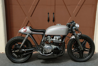 1980 Honda CB650 CUSTOM VINTAGE MOTO CAFE RACER MADE TO ORDER MOTORCYCLE
