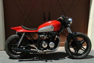 1980 Honda CB650 CUSTOM MADE TO ORDER STREET TRACKER CAFE RACER Mendham, New Jersey