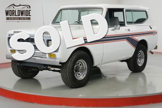 1980 International SCOUT in Denver CO