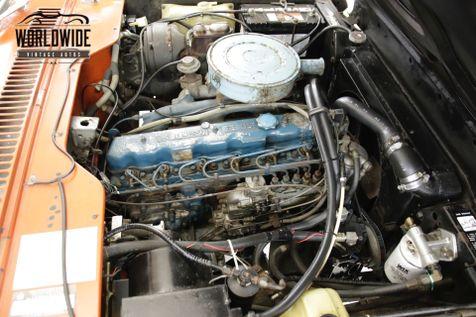 1980 International SCOUT II   RARE TURBO DIESEL TIME CAPSULE 32K MILES | Denver, CO | Worldwide Vintage Autos in Denver, CO