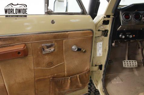 1980 International SCOUT II RARE LAST YEAR TX TRUCK LIFT SNORKEL RACK  | Denver, CO | Worldwide Vintage Autos in Denver, CO