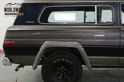 1980 Jeep CHEROKEE CHIEF S RARE V8 4x4 1 FAMILY OWNED CA TRUCK | Denver, CO | Worldwide Vintage Autos in Denver, CO