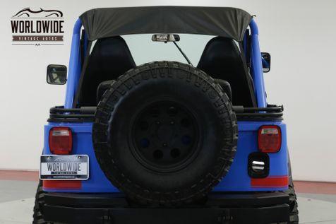 1980 Jeep CJ5  RENEGADE EXTENSIVE RESTORATION 4x4 V8 | Denver, CO | Worldwide Vintage Autos in Denver, CO