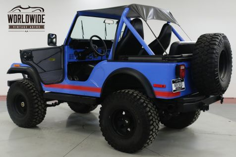1980 Jeep CJ5  RENEGADE EXTENSIVE RESTORATION 4x4 V8 | Denver, CO | Worldwide Vintage Autos in Denver, CO